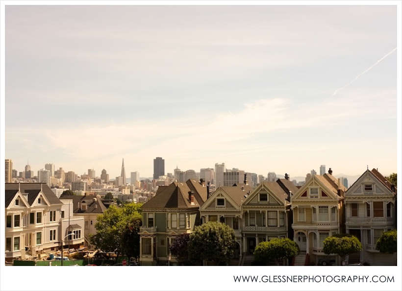 Rainbow Row from the opening credits of Full House. Shot with Fuji X100.