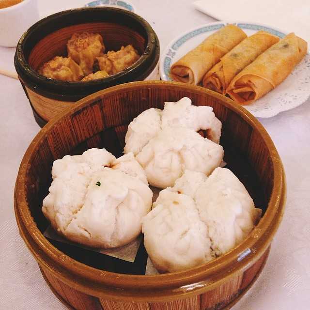 Dim Sum at  Great Eastern Restaurant  via  Instagram .