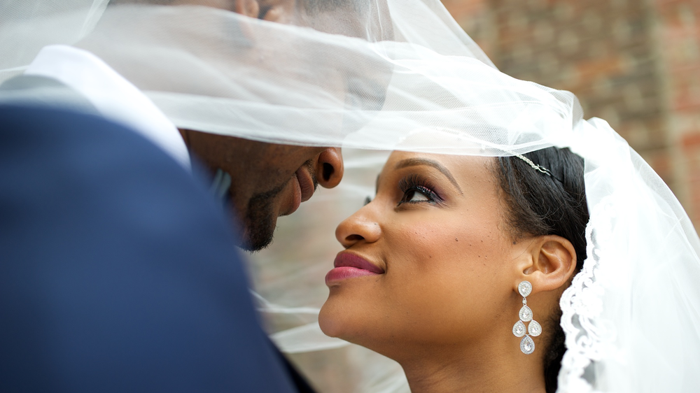 Joseph and Chika's Greensboro wedding at the Downtown Marriott Greensboro
