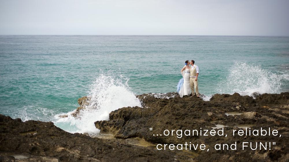 Nate and Lauren's Jamaica destination wedding in Montego Bay