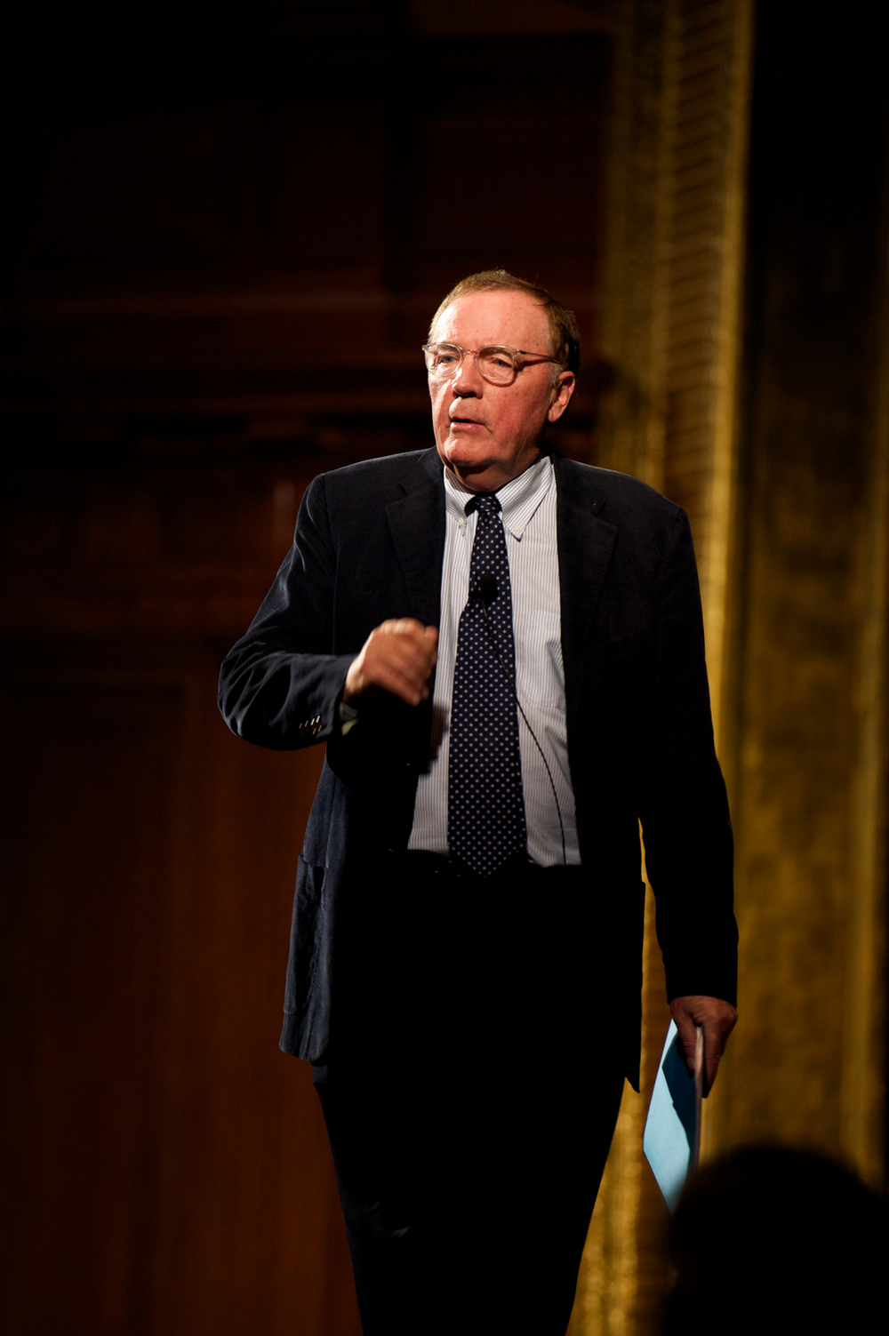 Award-Winning Author James Patterson at Bookmarks Festival in Winston-Salem, NC