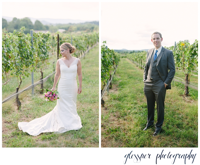 NC Vineyard Wedding | Glessner Photography | Mount Airy Wedding Photographer_0053.jpg