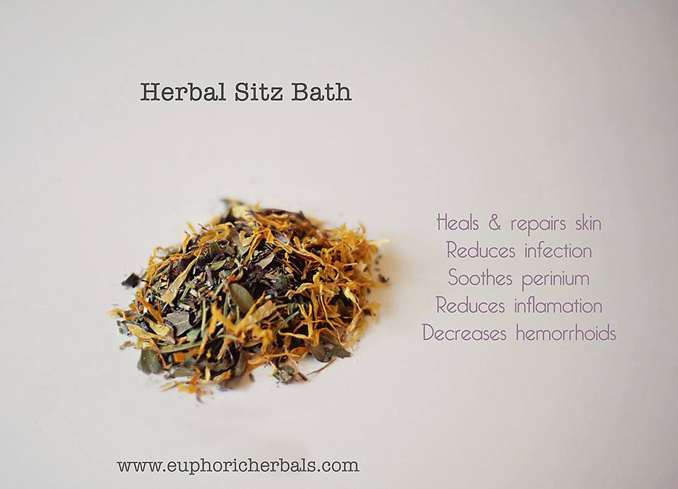 Our (Extended) Family : Euphoric Herbals — Barefoot Birth