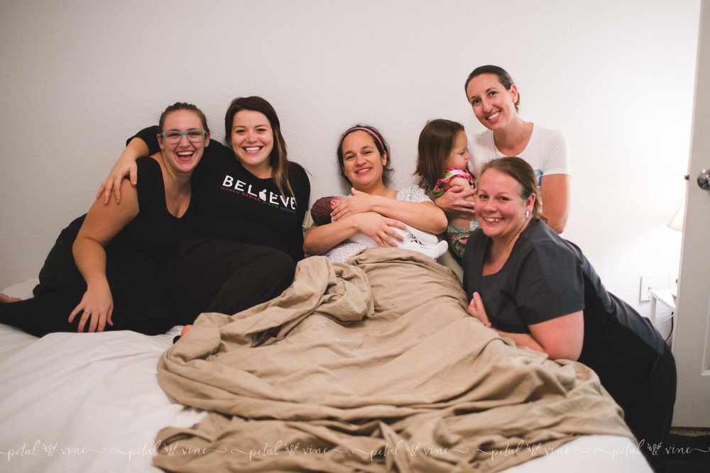 florida licensed midwives