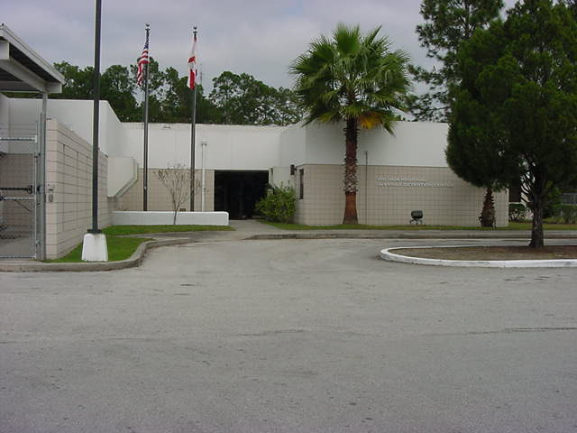 Daytona Beach Juvenile Detention Center