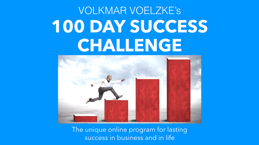 Boost your success – Now! - Join my new and unique online program – now at an introductory price (save 40%).
