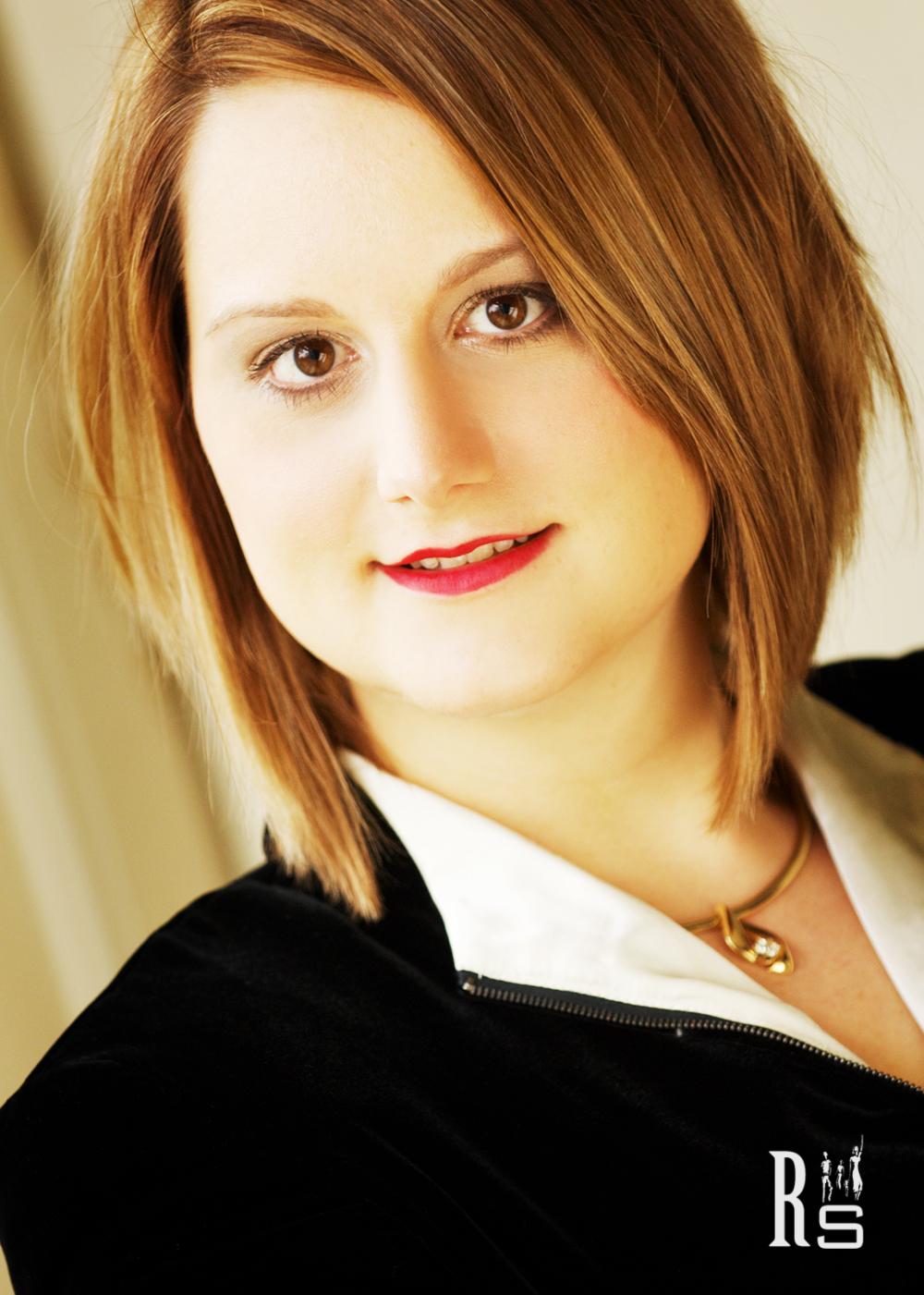 Katie Dukes, Lyric Soprano, Executive Director of Studio Forza