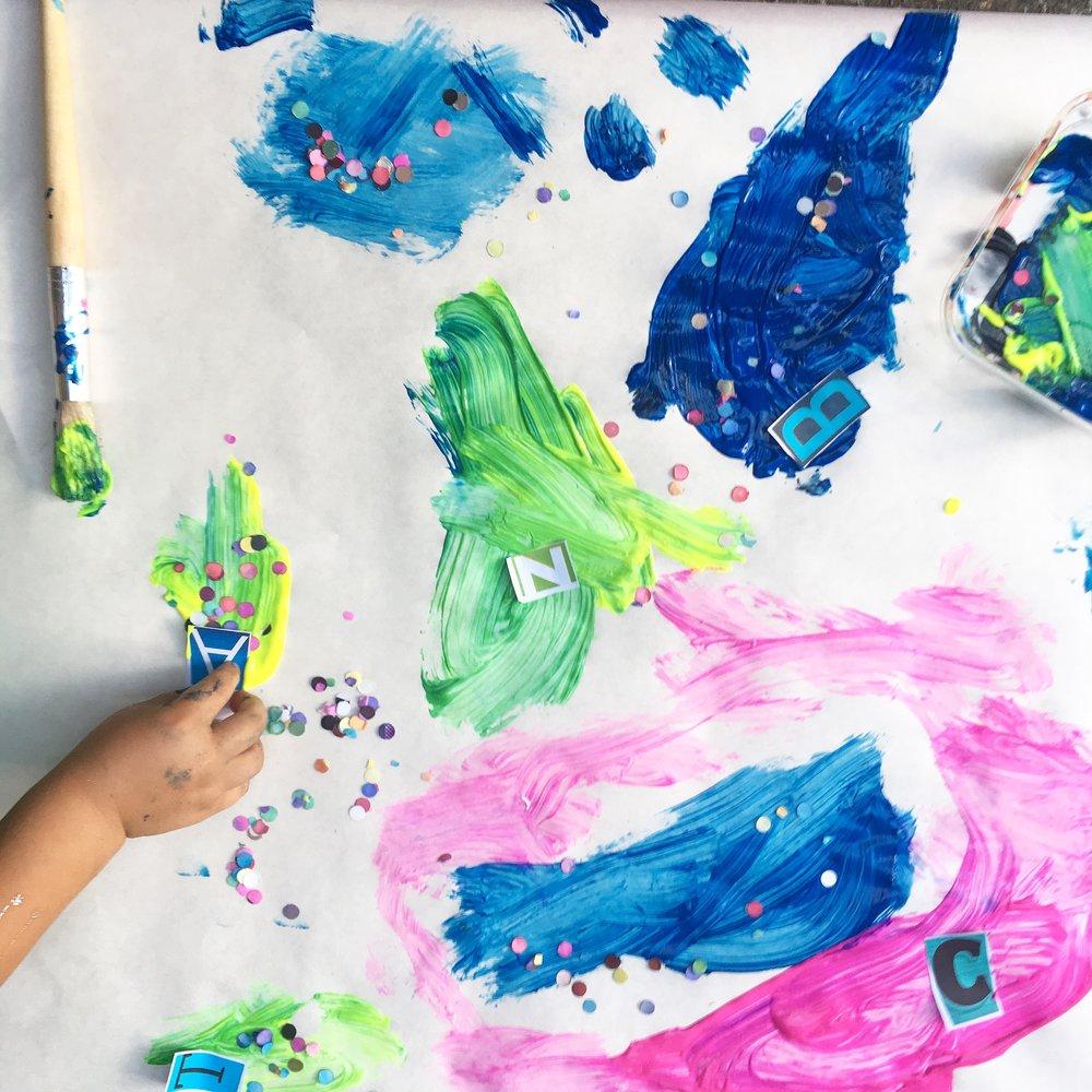 Art Exploration Classes