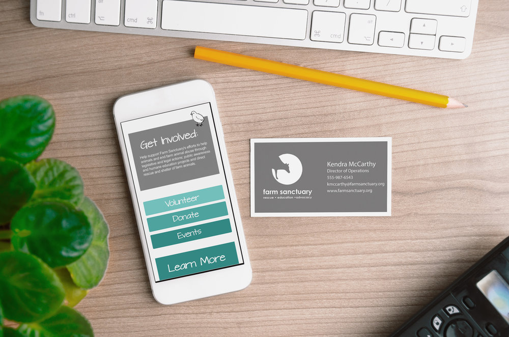 Free Smartphone with Business Card MockUp PSD.jpg