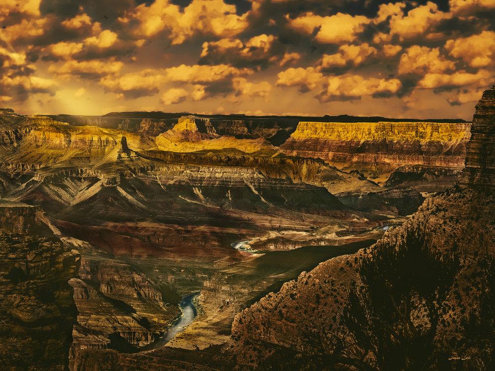 GRAND CANYON: NATURE'S MASTERPIECE