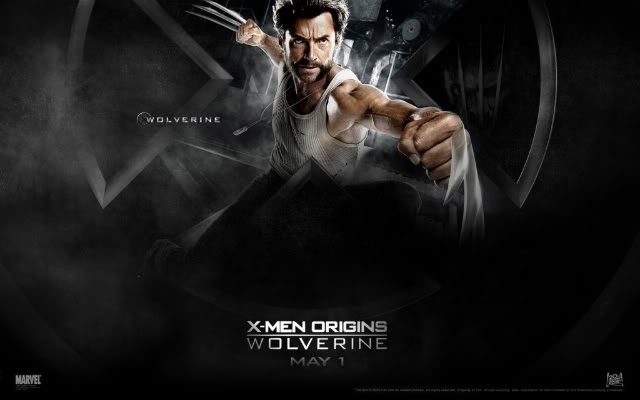 It's Wolverine, bub!