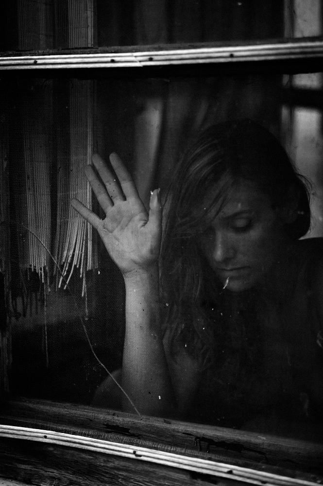 Sophia, Badlands- 2014 © 2014 - Larry D. Hayden