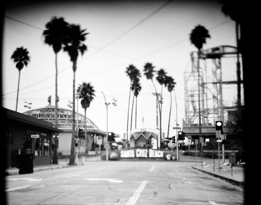 Santa Cruz Boardwalk - 2014 © 2015- Larry D. Hayden
