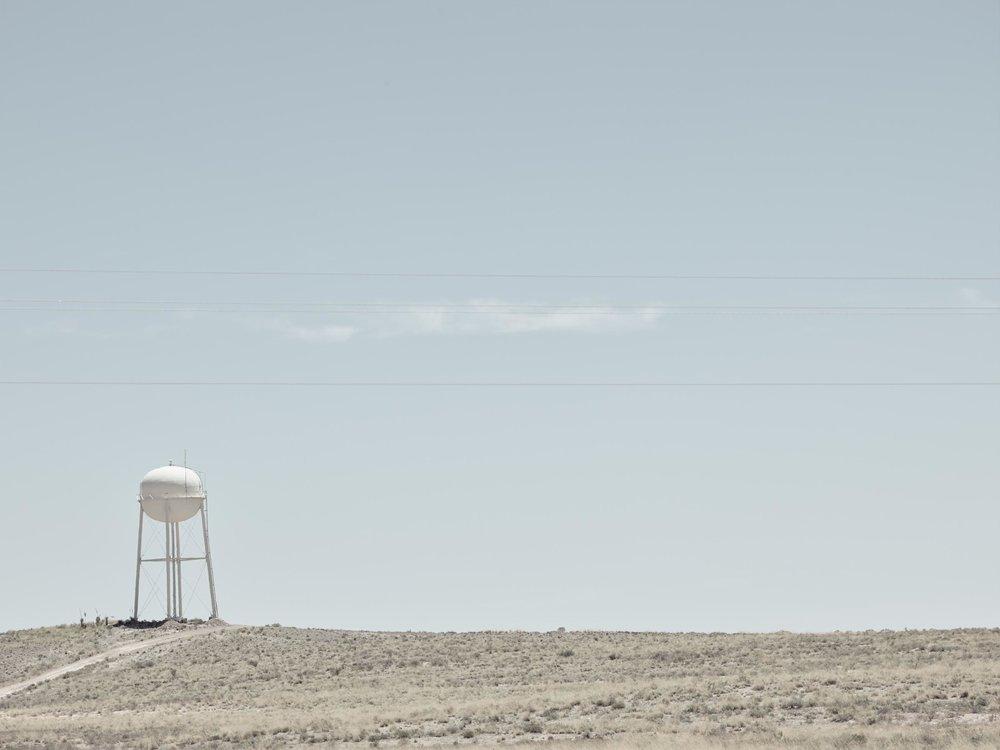 103º, Outside White Sands National Monument