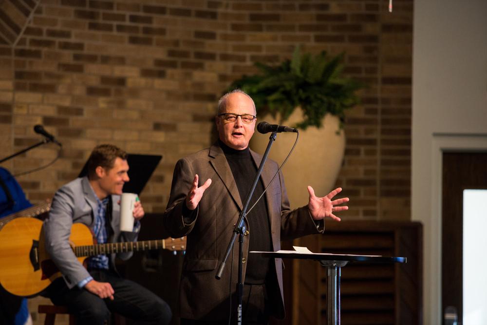 Pastor Joe Ritz