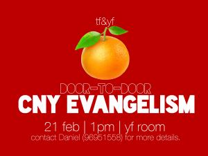 cny evangelism poster