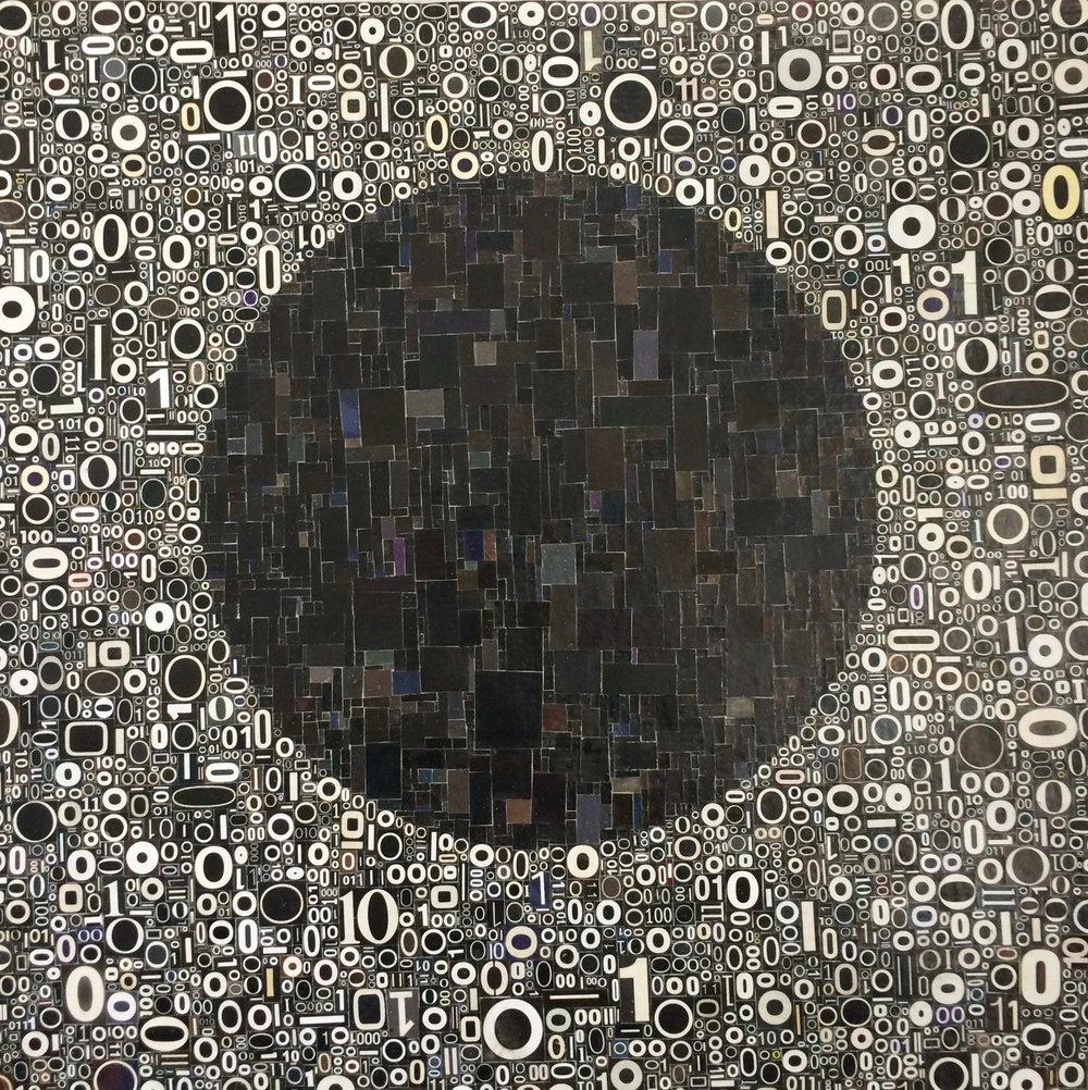 Black Hole (For My Time), 2017