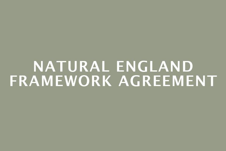 Natural England Framework