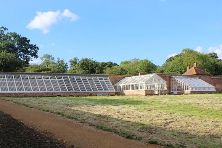 Fawsley Walled Garden