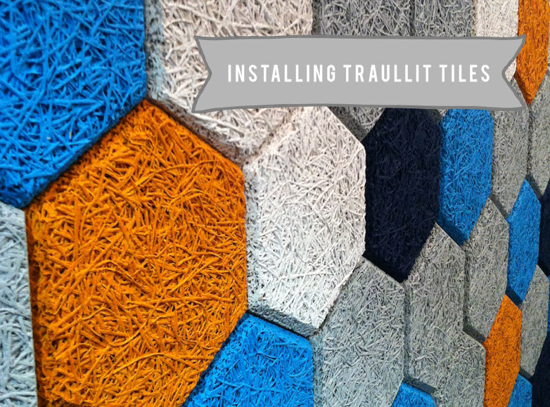 Traullit acoustic tiles