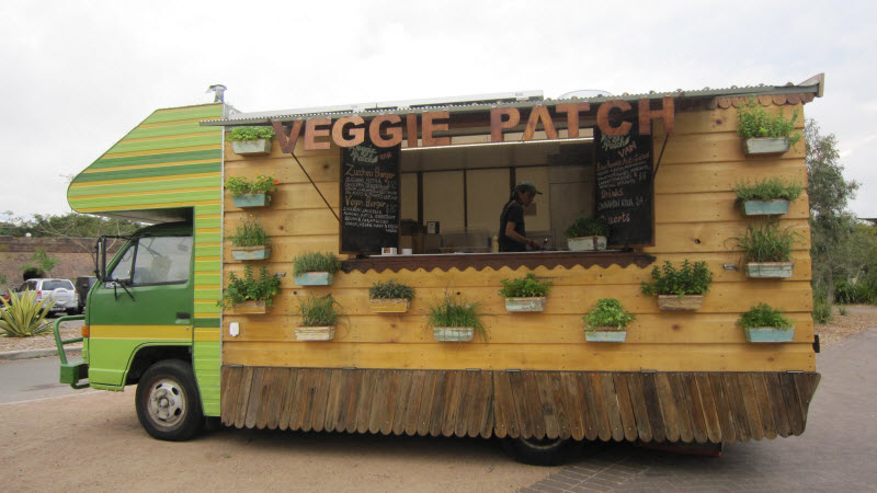 Veggie Patch Van