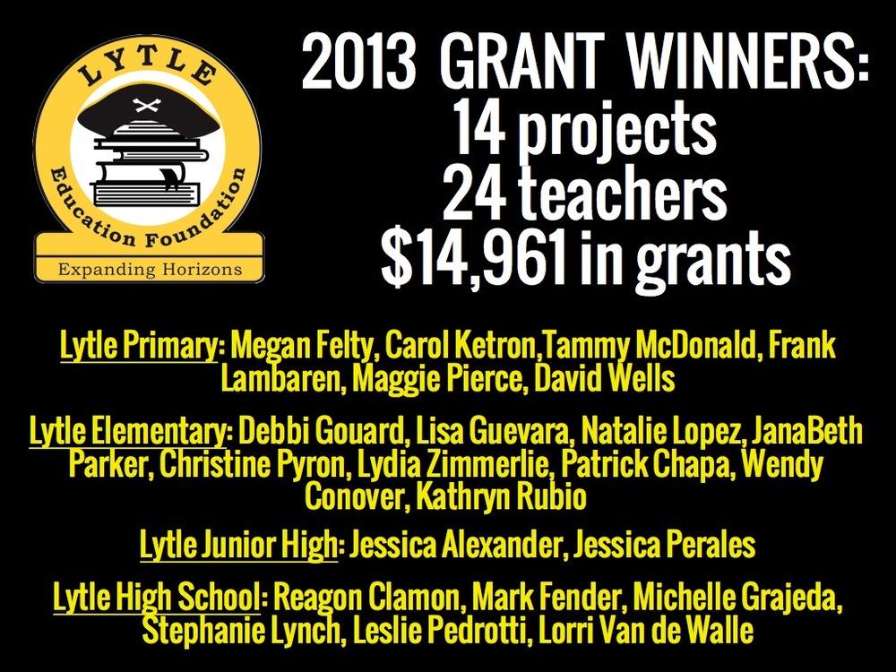 2013 grant winners.jpg