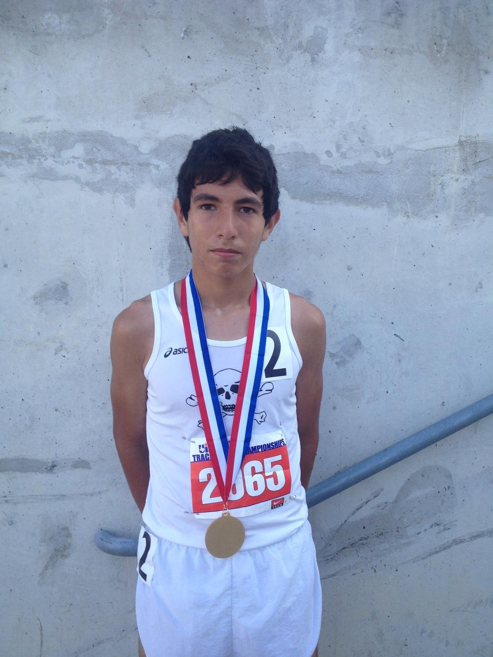 cesar with medal.JPG
