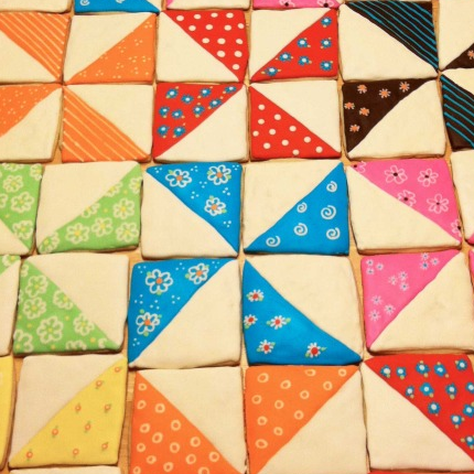 A Cookie Quilt