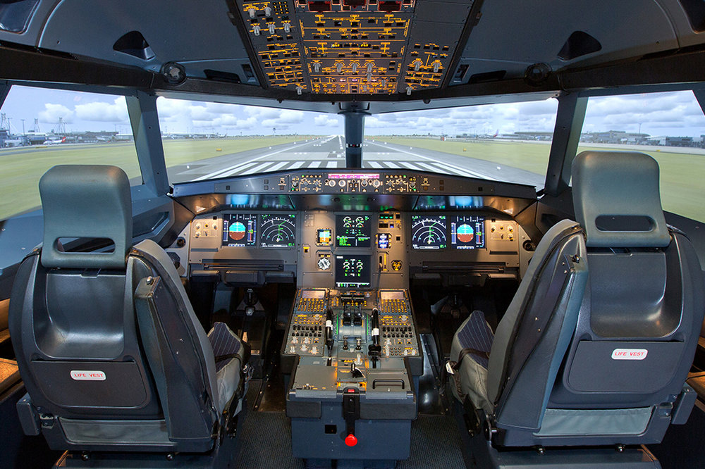 Pacific Simulators - A320  New Zealand