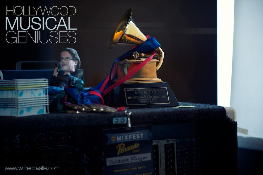 "Grammy® Winner, David Pensado // ""Growing Pains/Mary J. Blige"""