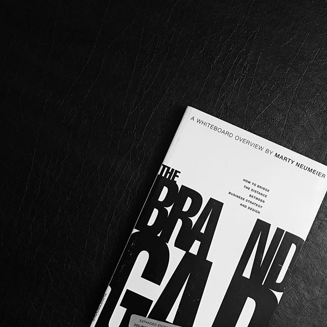 Super excited to finally have this book in my hands. A big shot out to @thechrisdo and @thefuturishere for the recommendation. #designcoolshit #identitydesign #brandidentity #brandgap #elevateyourself #designer