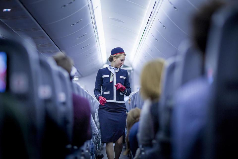 Air hostesses on the age of social media    A look at the added pressures on the job in a Twitter-obsessed society. (The Boston Globe)