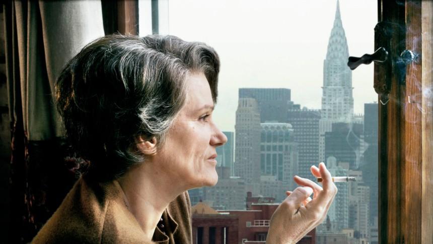 Hannah Arendt protagonizada en la película de Margarethe Von Trotta