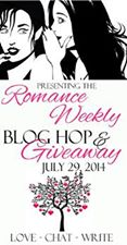 Romance Weekly on Facebook    Follow us on Twitter @LoveChatWrite