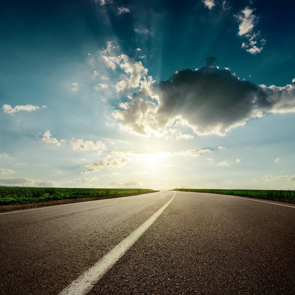 Open the creative highway.  DepositPhotos.com