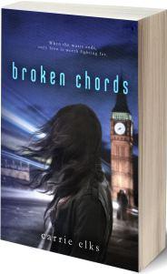 Carrie Elks  Broken Chords