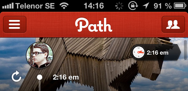 Path 2.5 Screenshot
