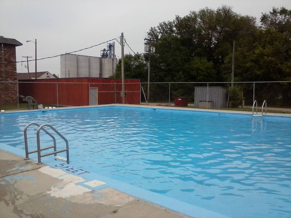 Enderlin Pool Summer 2018