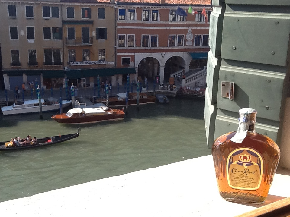 Greetings from Barb P in Venice