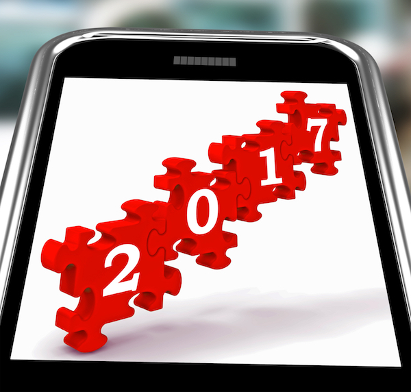 2017 On Smartphone Showing Forecasting