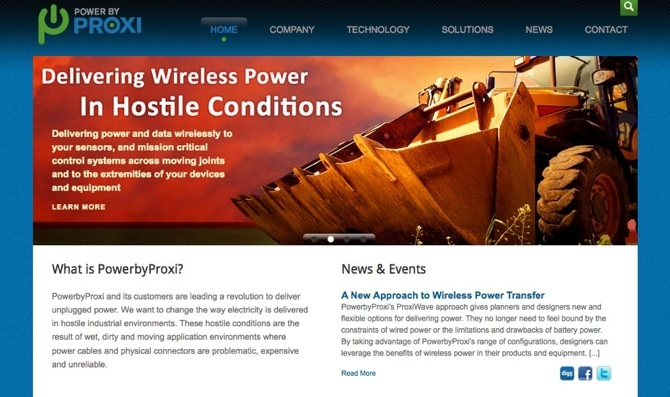 PowerbyProxi | Wireless Power Solutions