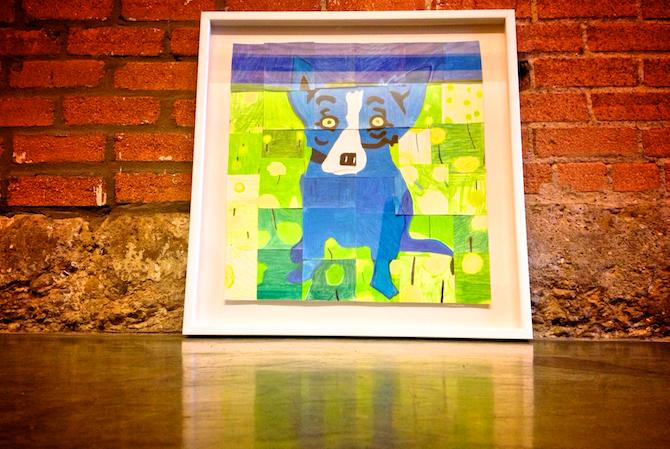 Blue Dog Series