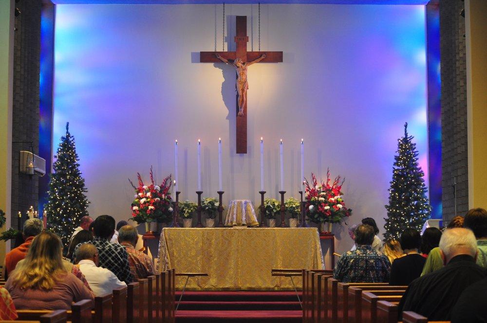 CHRISTMAS DAY SOLEMN HIGH MASS