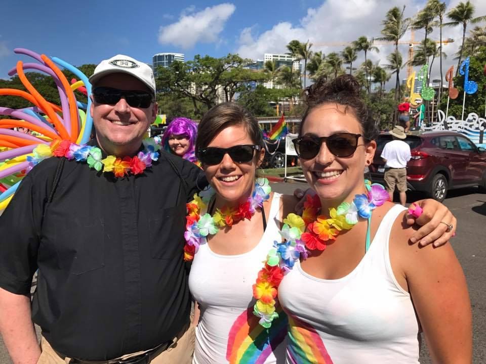 Honolulu Pride Parade