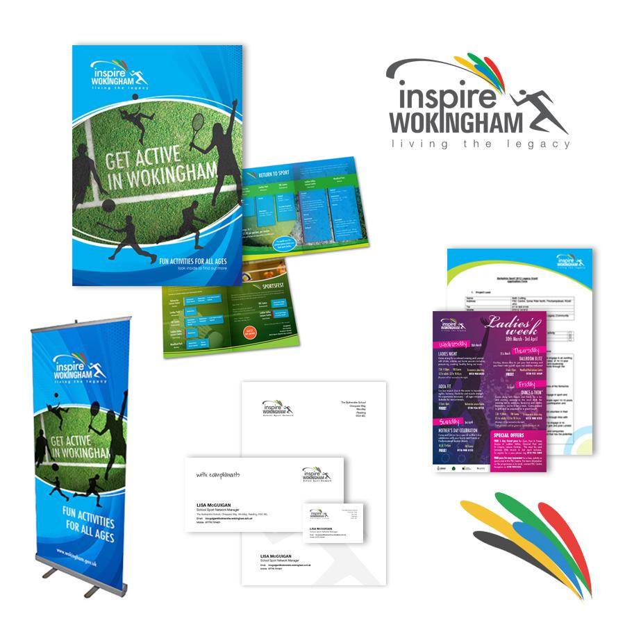 Brand Package - Inspire Wokingham