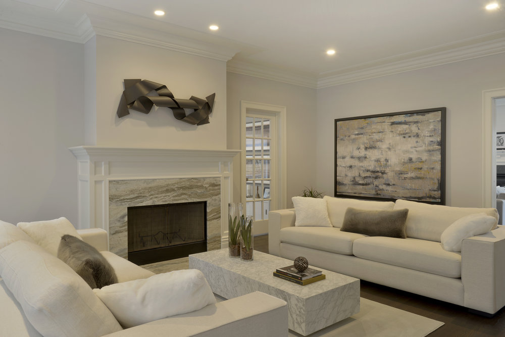 Chic Cos Cob - check out our most recent interiors project...