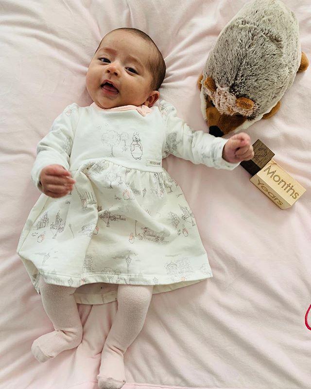 #twomonths #newborn #babygirl