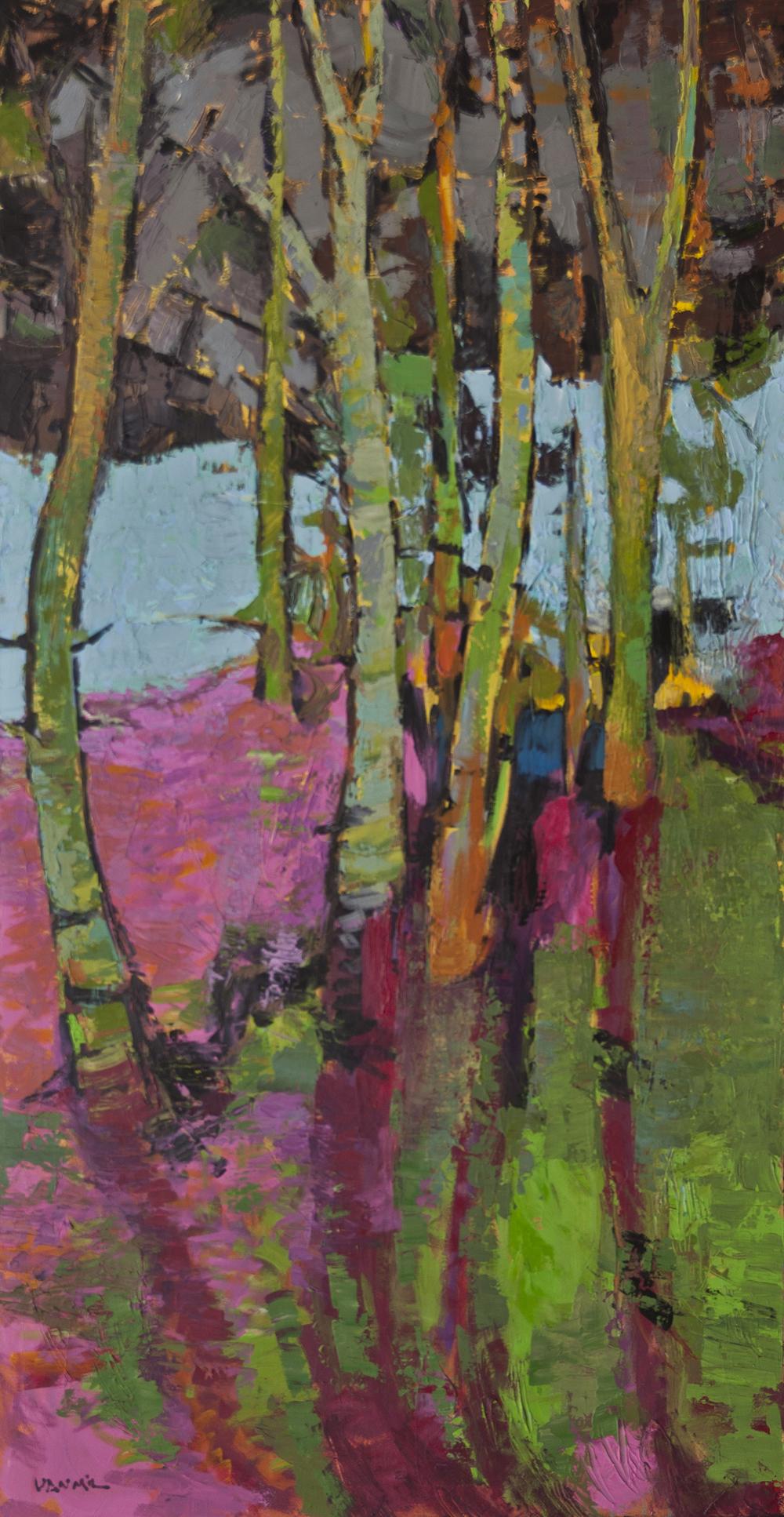 Landscape Colour Study