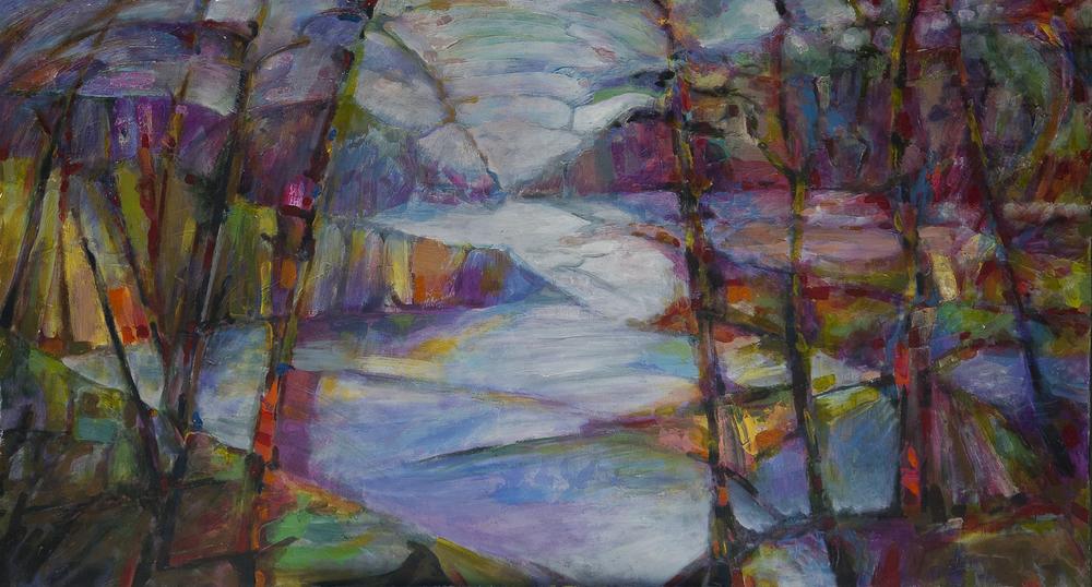 Rainbow Riverbed