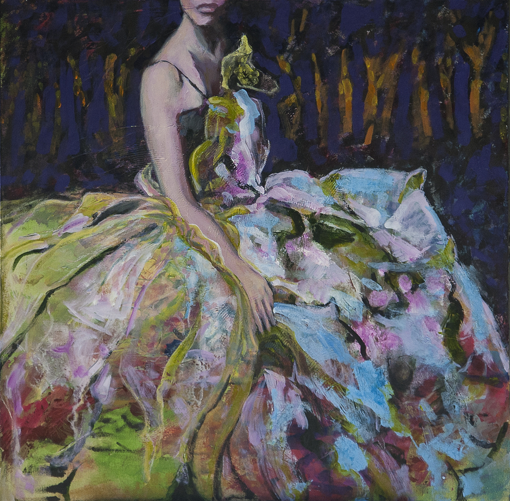 Gown Colour Study